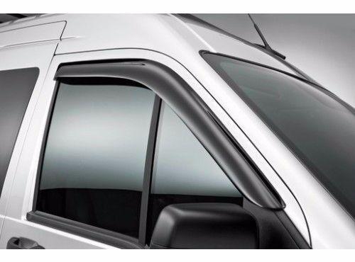 2014 Ford Transit Connect Side Window Deflectors Van 2 Piece