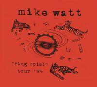 Ring Spiel Tour '95 [slipcase] By Mike Watt (bass) (cd, Nov-2016 (usa))