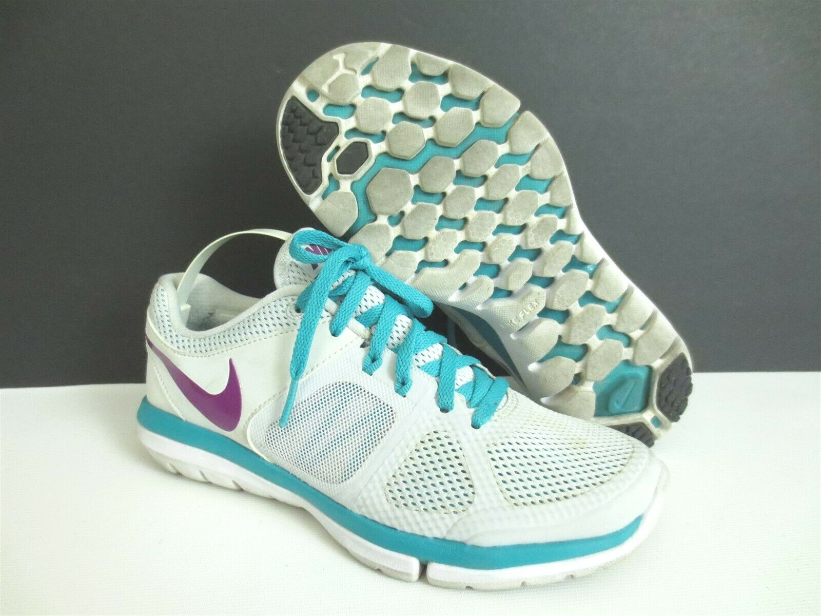 Nike Flex 2014 RN MSL Femme 642780-004 Chaussures De Course Taille 5.5 US [A42]
