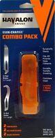 Havalon Knives Piranta Gut Hook Saw Blade Combo Replacement Blades Quick Sharp