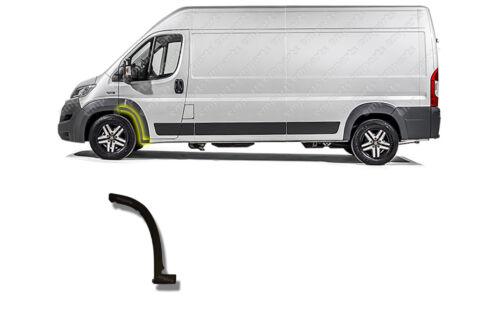 Peugeot Boxer Front Wheel Arch Protective Moulding Fender Trim 2014 Onwards N//S