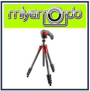 Manfrotto-MKCOMPACTACN-Compact-Action-Aluminium-Tripod-Red