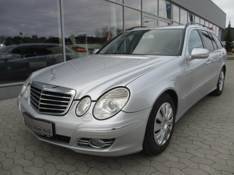 Mercedes E220 2,2 CDi Avantgarde stc. aut. 5d