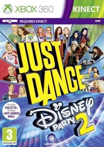 JUST-DANCE-DISNEY-PARTY-2-JEU-XBOX-360-NEUF