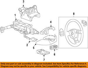 image is loading vw-volkswagen-oem-09-17-cc-steering-column-