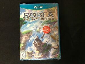 Rodea-The-Sky-Soldier-Nintendo-Wii-U-Brand-New-Factory-Sealed