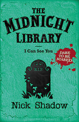 The Midnight Library VII - I Can See You, Shadow, Nick | Paperback Book | Accept