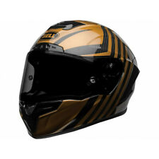 Casque BELL Race Star Flex DLX Mate/Gloss Black/Gold taille L