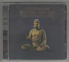 CAT STEVENS BUDDHA AND THE CHOCCOLATE BOX CD  SIGILLATO!!!