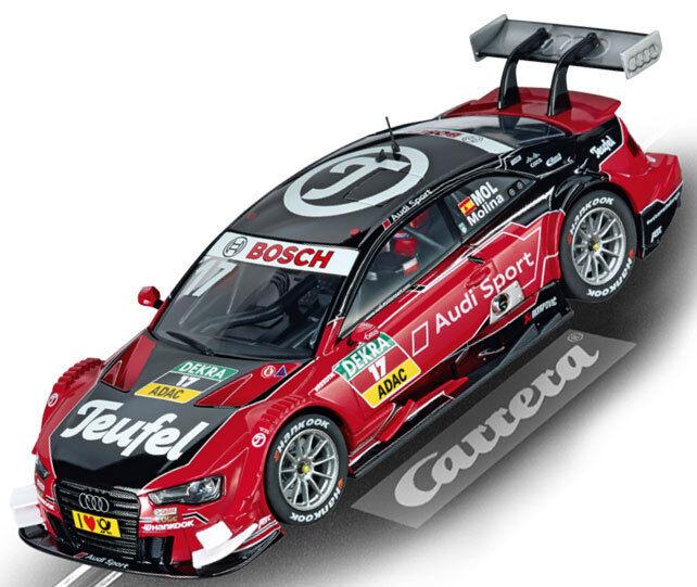 Carrera Audi A5 DTM M.Molina Evolution Slot Car 1 32 27509