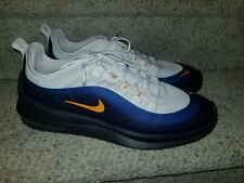 Becoming Phill) Nike air max axis white orange blue