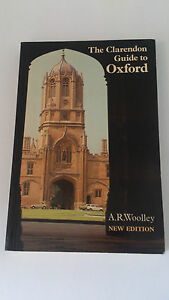 Belle Clarendon Guide To Oxford (anglais) - Alfred Russell Woolley RafraîChissement
