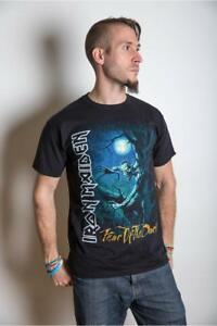 IRON-MAIDEN-Fear-Of-The-Dark-T-shirt-OFFICIAL-MERCHANDISE-All-Sizes-Eddie-Logo