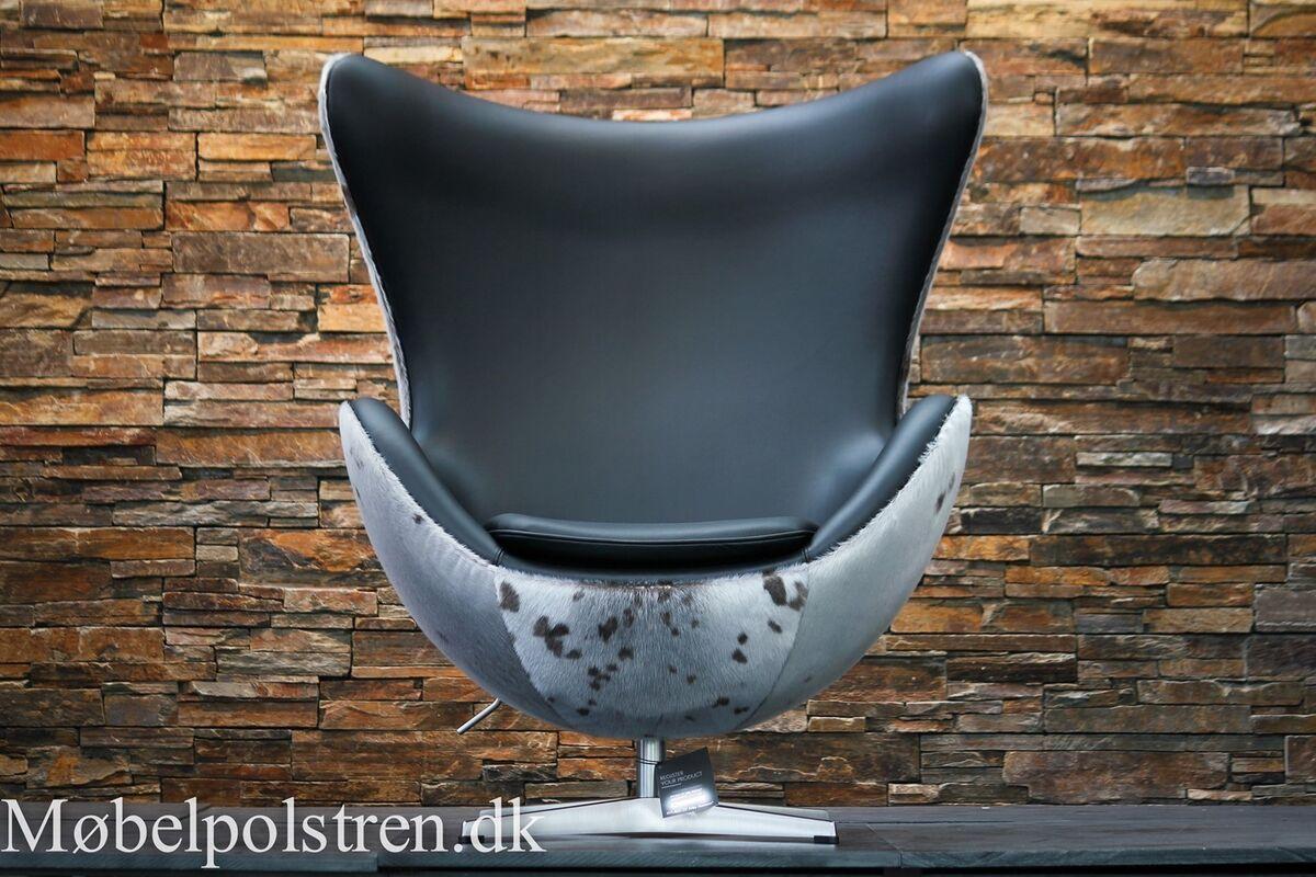 Arne Jacobsen, AJ3316, Ægget med sæl på bagsiden., Ægget