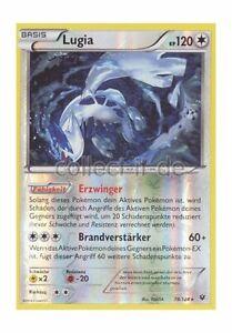 Pokemon-78-124-Lugia-XY-Schicksalsschmiede-Reverse-Holo
