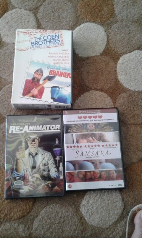 Rare DVDs for sale