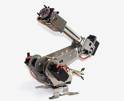 industrial robot model / 6-DOF manipulator & six-axis robot all-metal stainless