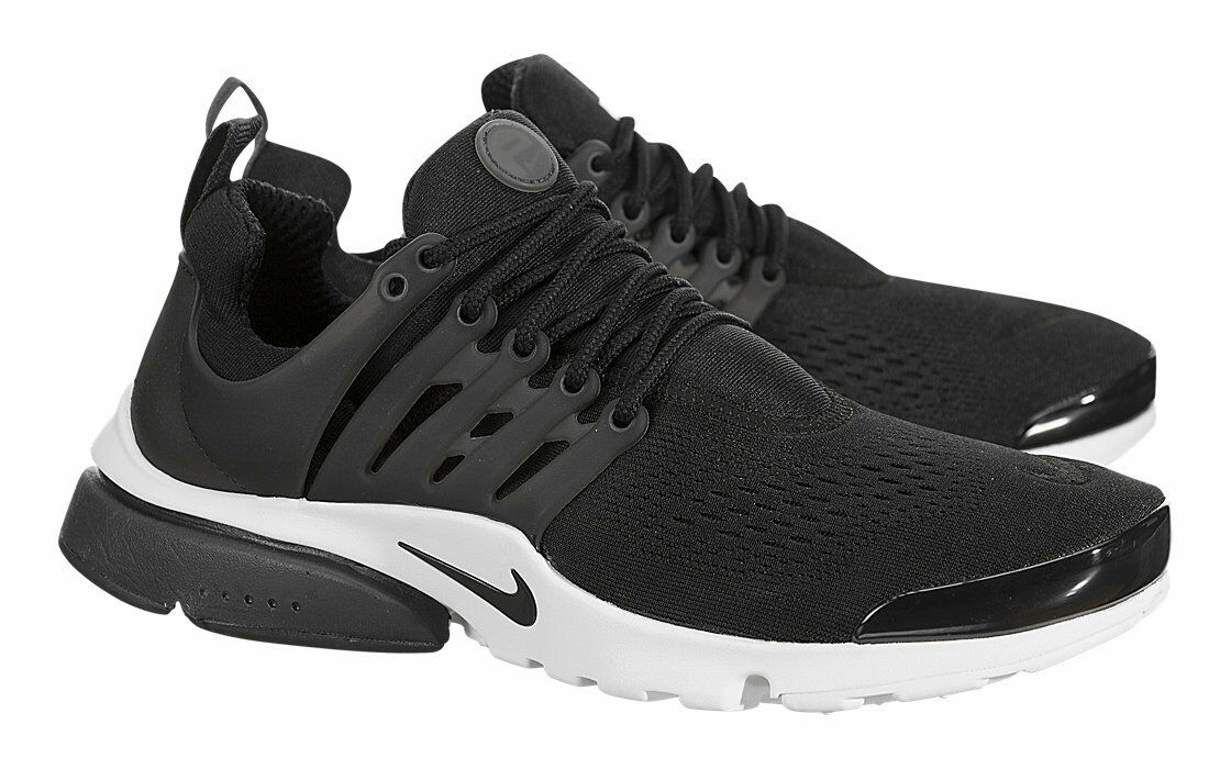 Nike Air Presto Ultra BR Breathe BLACK WHITE OREO 898020-003 sz 12.5 Men Running