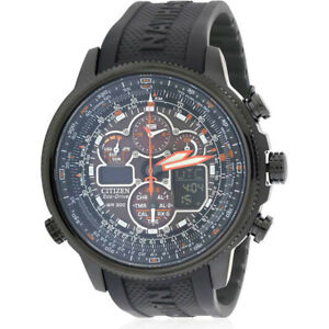 c2f240f86d7 Image is loading Citizen-Eco-Drive-Navihawk-Atomic-Alarm-Chronograph-Men-