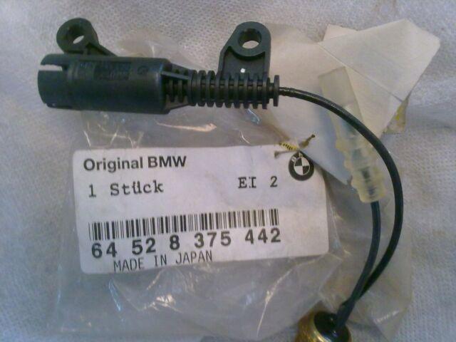 NEW GENUINE BMW 64528375442 Temperature switch