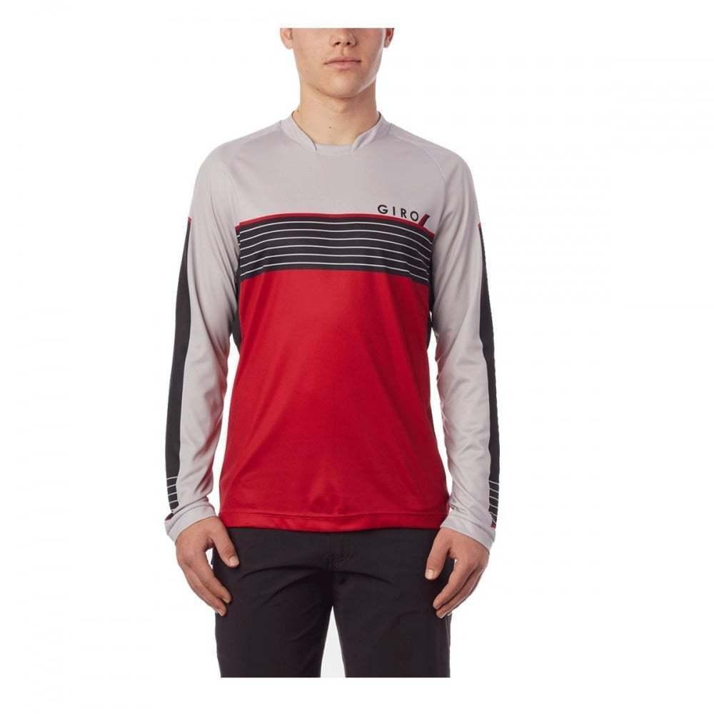 Giro Roust Long Sleeve MTB Jersey