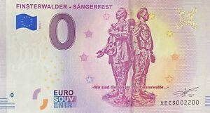 BILLET-0-EURO-FINSTERWALDE-SANGERFEST-ALLEMAGNE-2018-NUMERO-2200