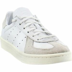 cd820fa6763 Image is loading adidas-Bw-Avenue-Sneakers-White-Mens