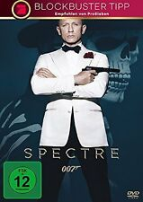 James Bond 007: SPECTRE (Daniel Craig, Christoph Waltz, Léa Seydoux) NEU+OVP
