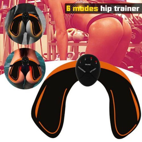 Ems Intelligent Hip Trainer Buttocks Training Muscle Stimulation Bum Lift Up YE