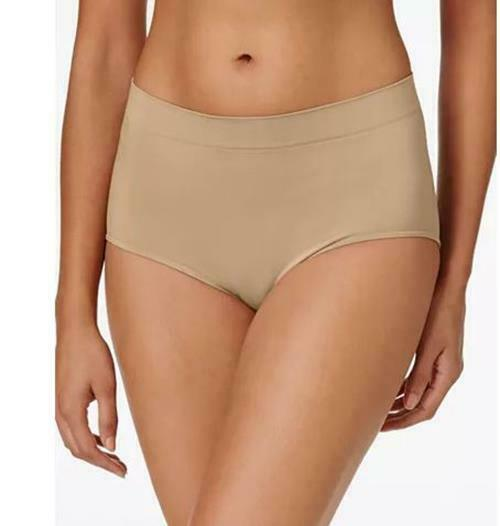 Bali Women/'S One Smooth U All Over Smoothing Brief Panty