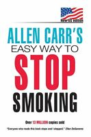 Allen Carr`s Easy Way To Stop Smoking: The Easyway To Stop Smoking By Allen Carr on Sale