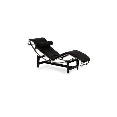 Armchair Poltrona Relax Chaise Longue In Vera Pelle,made In Italy Le Merci Di Ogni Descrizione Sono Disponibili