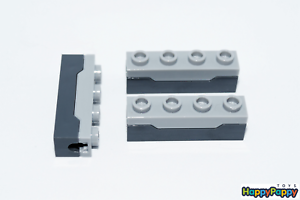 Lego 3x Spring Shooter Kanone Katapult grau Bluish Gray 15301c01 Neuware//New