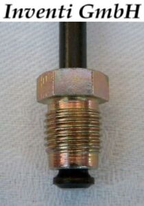 A99 Bremsleitungen, Satz Audi 80 (89, B3) o, ABS, mit BKR, Bremstrommeln hinten