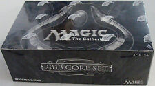 Magic 2013 / M13 Booster Pack Box ENGLISH Sealed Brand New - MTG MAGIC ABUGames