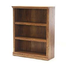 Sauder Furniture Select Collection 3 Shelf Bookcase, Chestnut Finish | 416347