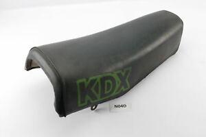 Kawasaki-KDX-KX-125-A-Sitz-Sitzbank-N04D