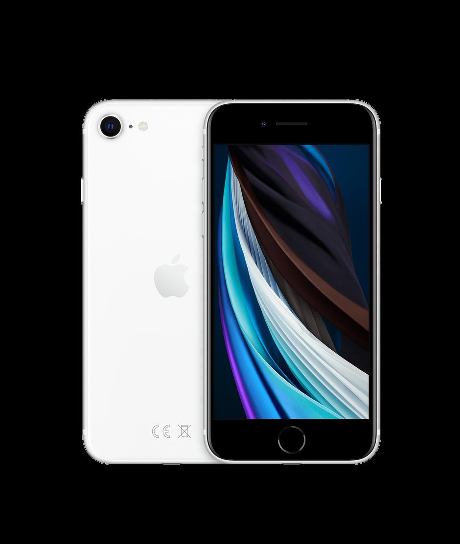 iPhone: APPLE IPHONE SE 2 GENERAZIONE (2020) 64GB BIANCO GRADO A + GARANZIA 12 MESI