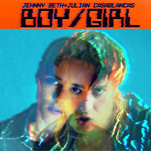 Jehnny-Beth-Julian-Casablancas-Boy-Girl-New-Vinyl-Ltd-Ed
