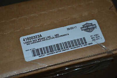 Magnum Front Mid Brake Line AS37015