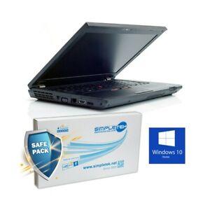 COMPUTER-NOTEBOOK-LENOVO-L420-B800-14-034-4GB-320GB-WIN-10-HOME-BATTERIA-NUOVA