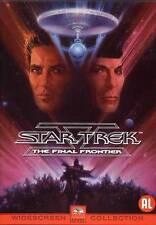 Star Trek V - The Final Frontier (NL-Import) , DVD