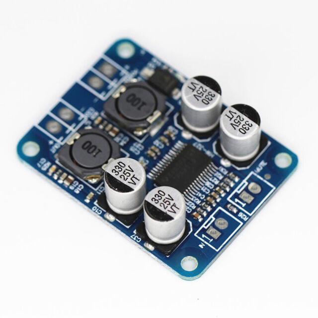 TPA3118 PBTL Stereo Sound 60W Digital Audio Power Amplifier Board Module c