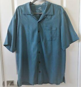 Tommy-Bahama-Floral-Short-Sleeve-Button-Down-Shirt-Medium-128-00