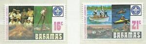 Bahamas-1977-6th-Caribbean-Jamboree-2V-MNH