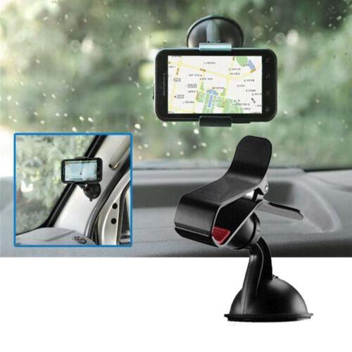 Universal Car SUV 360° Rotating Phone Windshield Mount GPS Holder Accessory