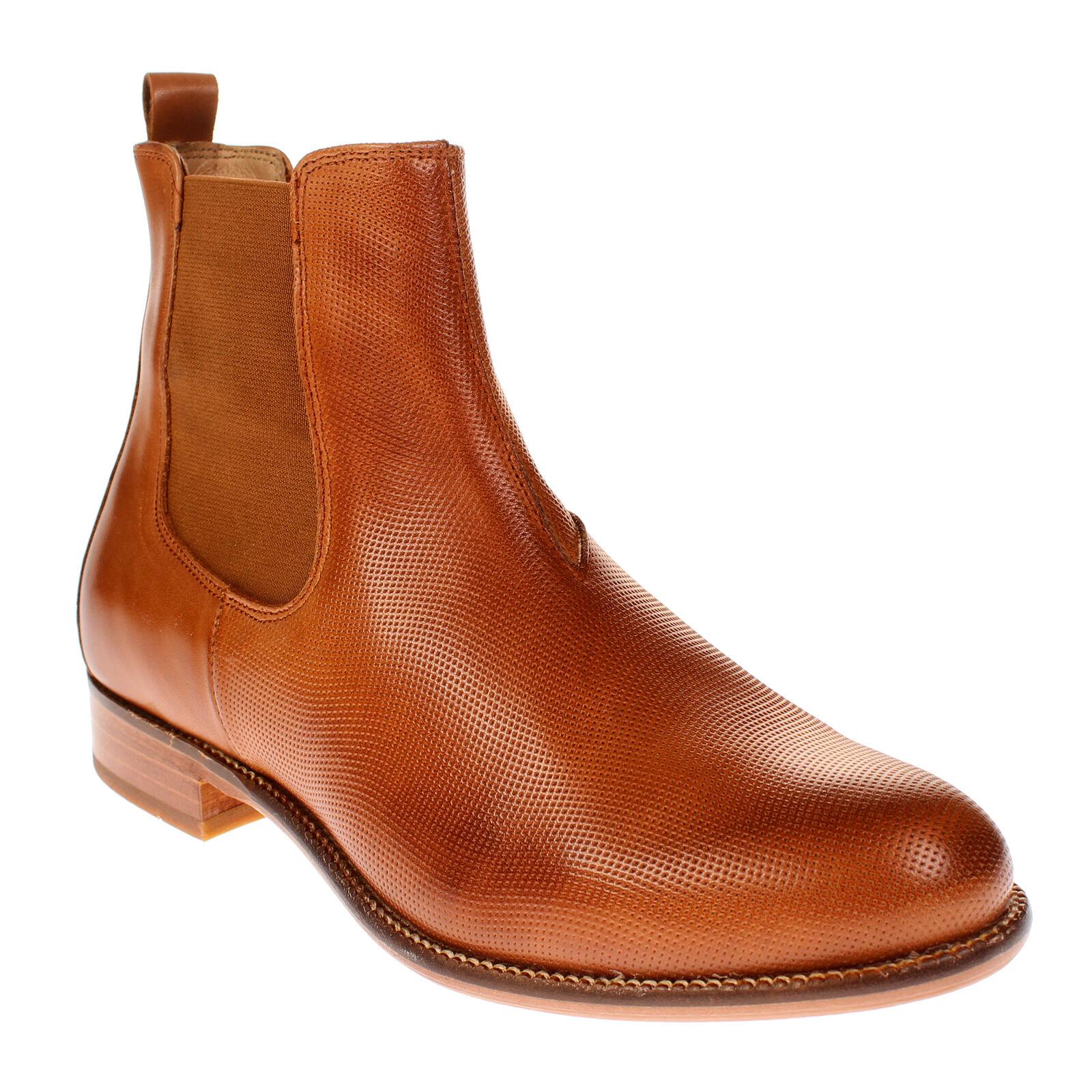 Ten points 205006 Linn-señora Linn-señora Linn-señora zapatos botines botas - 319-Cognac  online barato