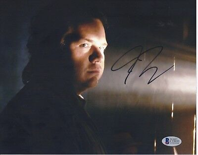 Photographs Autographs-original Cheap Price Josh Mcdermitt Signed 'the Walking Dead' 8x10 Photo Autograph Bas Beckett Coa Be Novel In Design