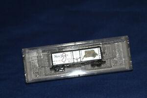 Z-Scale-MTL-Micro-Trains-40-039-Standard-Box-Car-New-Jersey-50200546