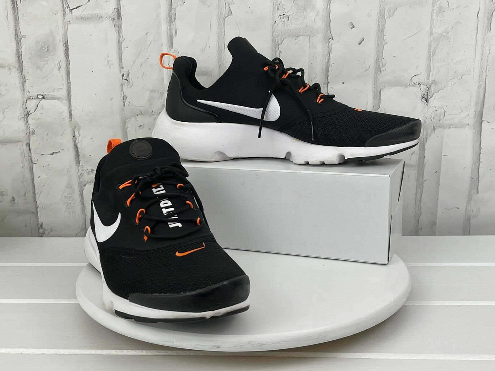 Size 11 - Nike Air Presto Fly Just Do It 2019 for sale online   eBay